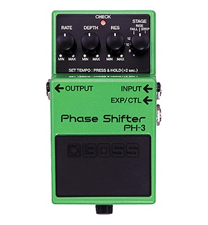 Boss PH-3 Phaser Guitar Effects Pedal