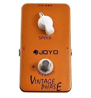 Joyo JF-06 Vintage Phase Guitar Pedal