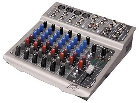 Peavey PV8USB 8 channel digital mixer