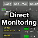direct monitoring