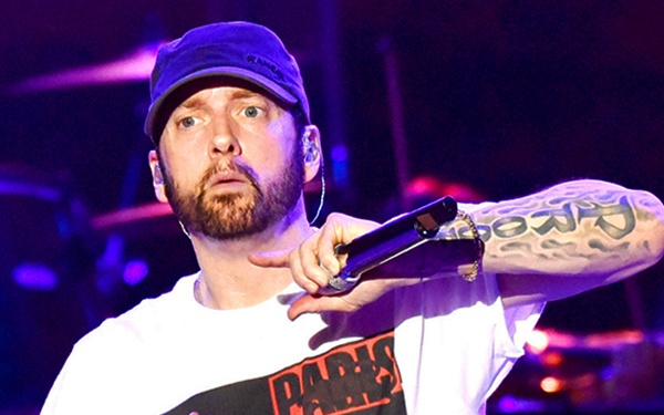 Eminem richest rappers list