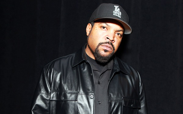 Ice Cube wealthy hip-hop artist
