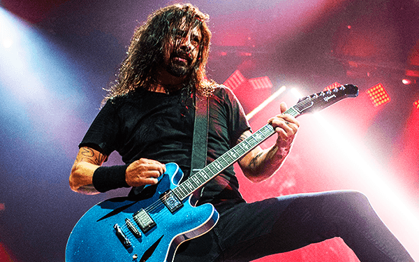 dave grohl richest guitarist list
