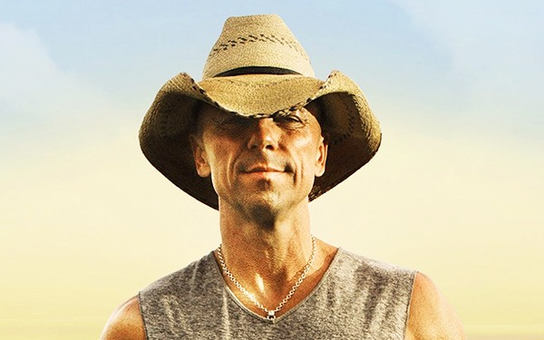 Kenny Chesney top 10 list
