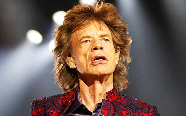 Mick Jagger richest rock star list