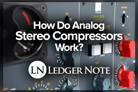 how do stereo compressors work?