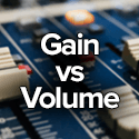 gain and volume