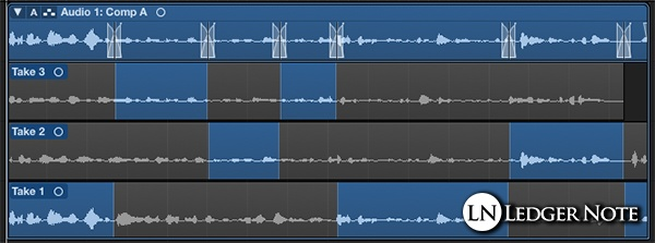 mixing vocals tip 2 - vocal comping