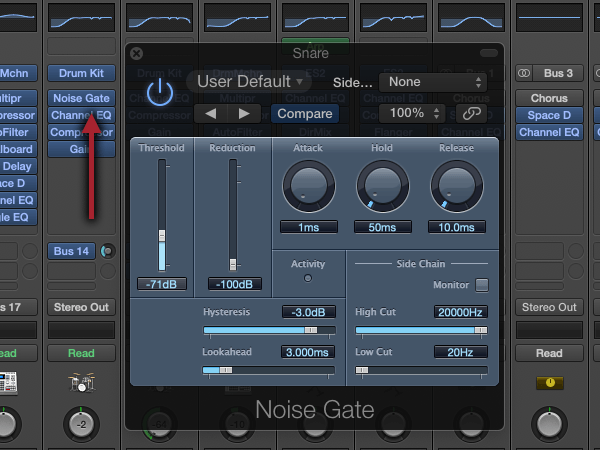 noise gate plugin
