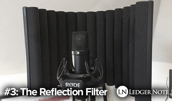 reflection filter diy sound booth