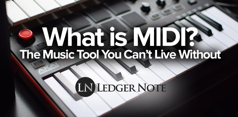 What is MIDI?