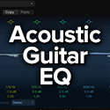 acoustic guitar equalization