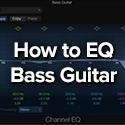 bass guitar eq