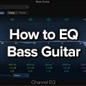 bass guitar eq