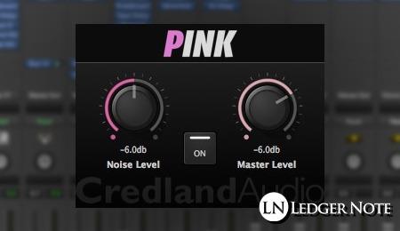 credland audio pink noise generator