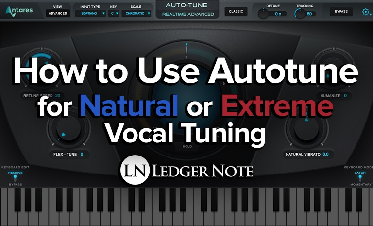 how to use autotune