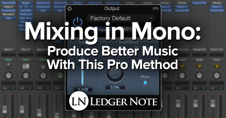 mixing in mono