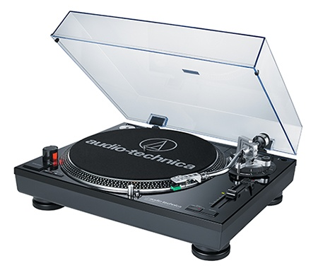 modern turntables with preamplifiers built in