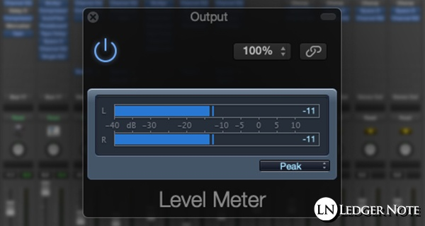 pink noise mixing trick