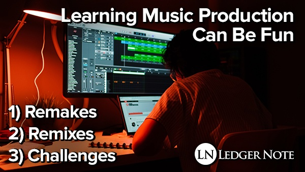 learn music production