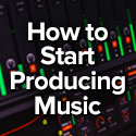 learning music production