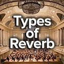 reverb types