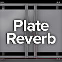 what is plate reverb
