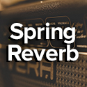 what is spring reverb