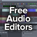 free audio editors
