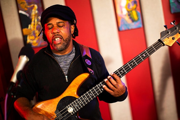 Victor Wooten is one of the modern bassists that is a top player