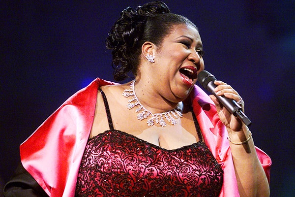 Everyone agrees that Aretha Franklin is one of the most talented singers in our history
