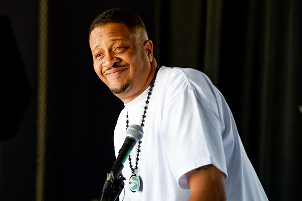 chali 2na is easily one of the top rappers of all time