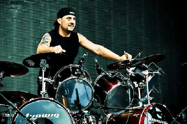 Dave Lombardo of Slayer has proven time and again that he has an the skill to be considered one of the top drummers ever