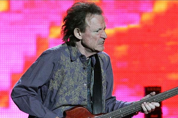 Jack Bruce has solidified himself as one of the most talented bass players ever