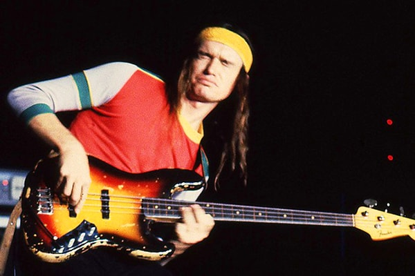 Jaco Pastorius is considered one of the best bass players of all time
