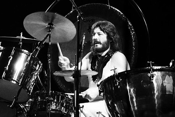 John Bonham is one of the best at drumming in the music industry