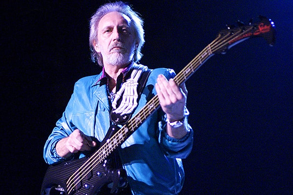 John Entwistle is the best bassist of all time