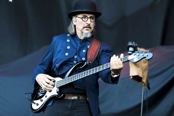 Les Claypool has shown his incredible talent at playing the bass guitar with the band Primus