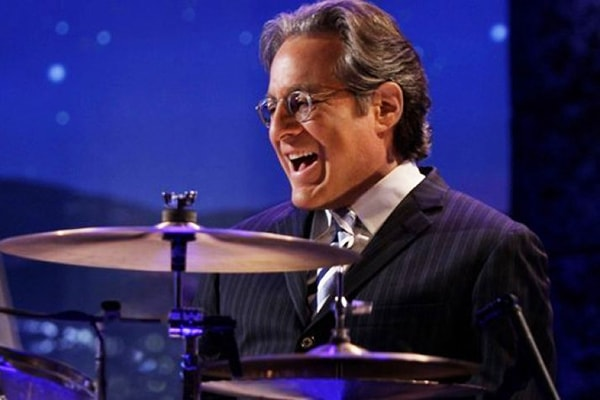 Max Weinberg is one of the most prolific drummers performing live nightly on The Tonight Show