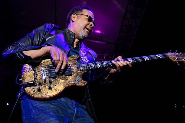 Stanley Clarke is among the most talented bassists