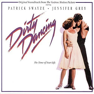The Dirty Dancing soundtrack is among the best regarding exciting or romantic songs that each play a pivotal role in the movie