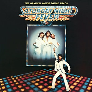 Bee Gees' Saturday Night Fever was a soundtrack for a movie of the same title that climbed up the rankings of best selling album and soundtrack