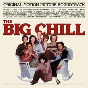 The Big Chill movie soundtrack is full of amazing musicians like marvin gaye, the temptations, and many more vocalists