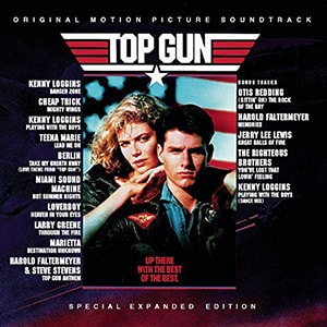 The Top Gun soundtrack had some unbelievable songs that still get played today, mainly from Kenny Loggins