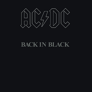 AC/DC's Back in Black was their best-selling record among their discography with wide appeal to listeners
