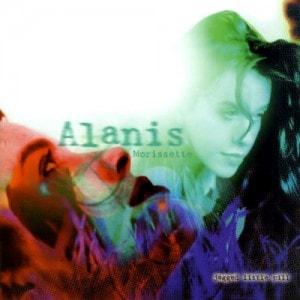 Alanis Morissette's Jagged Little Pill is one of my favorite albums and deserves its slot as a highest-selling record in the world
