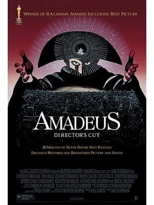 Though Amadeus is one of the older movies on the list of best music movies it's one of the most refined, mature, and entertaining