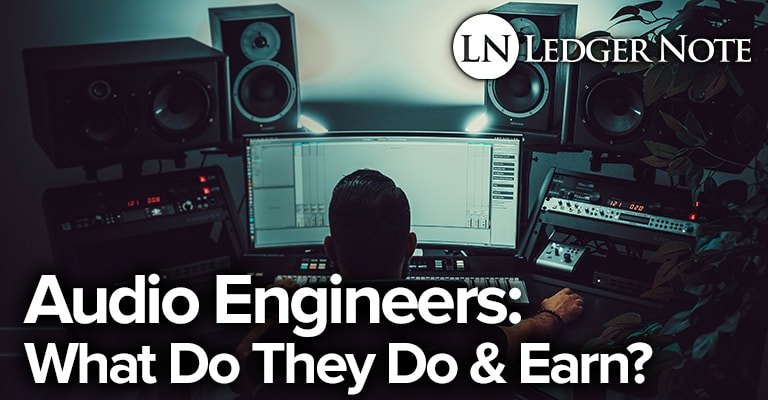 audio engineer