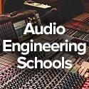 audio engineering schools