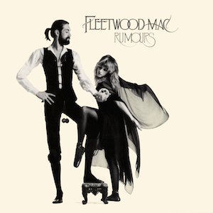 Fleetwood Mac's album Rumours is their best-selling of their discography by far and is a fantastic set of songs